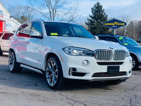 2015 BMW X5 for sale at Milford Automall Sales and Service in Bellingham MA