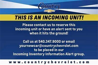 2022 Chevrolet Bolt EV for sale in Warrenton, VA