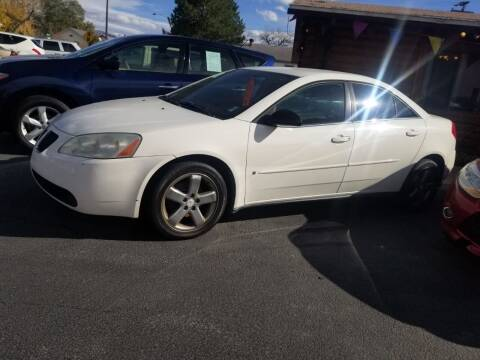 2007 Pontiac G6 for sale at BRAMBILA MOTORS in Pocatello ID