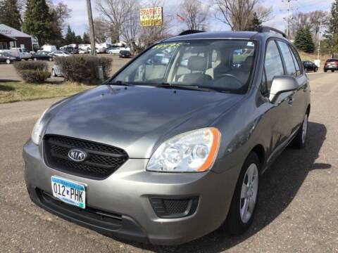 2009 Kia Rondo for sale at Sparkle Auto Sales in Maplewood MN