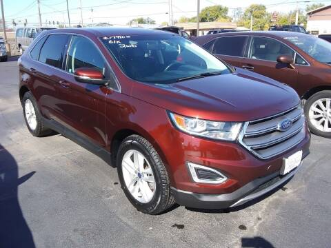 2016 Ford Edge for sale at Village Auto Outlet in Milan IL