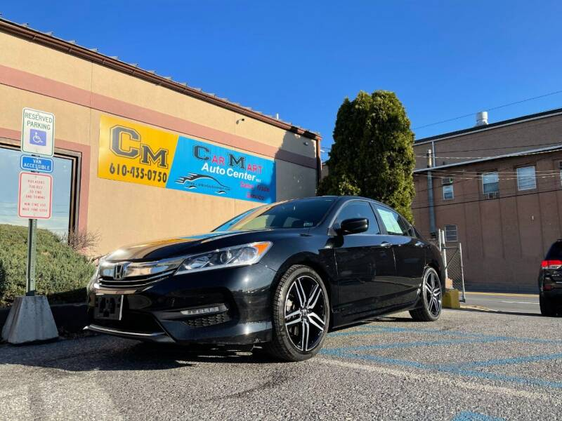 2017 Honda Accord for sale at Car Mart Auto Center II, LLC in Allentown PA