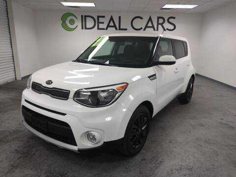2019 Kia Soul for sale at Ideal Cars East Mesa in Mesa AZ