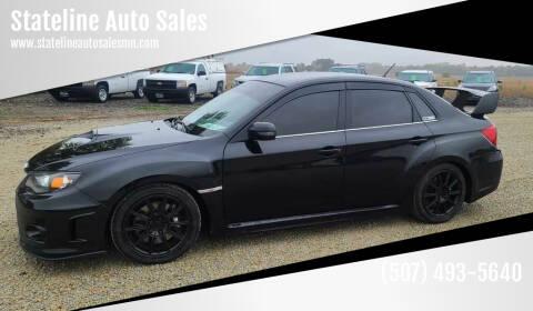 2011 Subaru Impreza for sale at Stateline Auto Sales in Mabel MN