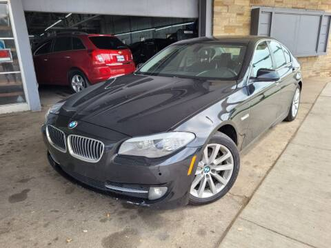2013 BMW 5 Series for sale at Car Planet Inc. in Milwaukee WI
