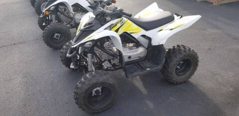 2017 Yamaha Raptor - 90 for sale at Elite Auto Brokers in Lenoir NC