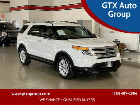 2015 Ford Explorer for sale at UNCARRO in West Chester OH