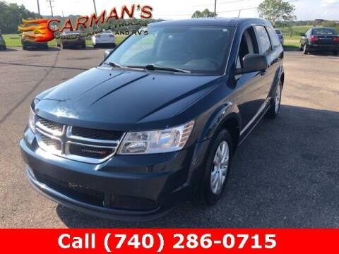 2014 Dodge Journey for sale at Carmans Used Cars & Trucks in Jackson OH