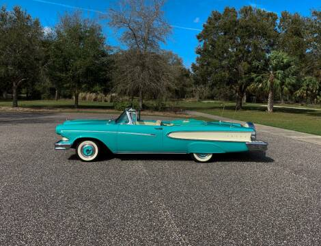 1958 Edsel PACER for sale at P J'S AUTO WORLD-CLASSICS in Clearwater FL