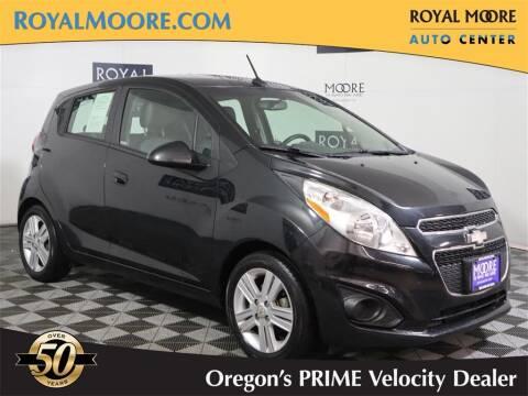 2013 Chevrolet Spark for sale at Royal Moore Custom Finance in Hillsboro OR