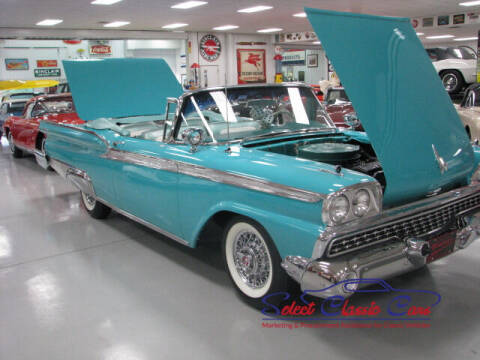 1959 Ford Sunliner for sale at SelectClassicCars.com in Hiram GA
