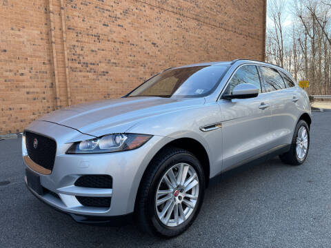 2017 Jaguar F-PACE for sale at Vantage Auto Wholesale in Lodi NJ