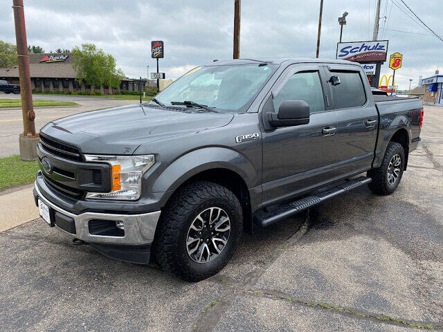 2018 Ford F-150 for sale at Schulz Automotive Inc in Reedsburg WI
