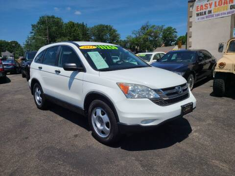 2011 Honda CR-V for sale at Costas Auto Gallery in Rahway NJ