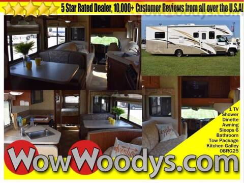 2007 Chevrolet C5500 for sale at WOODY'S AUTOMOTIVE GROUP in Chillicothe MO