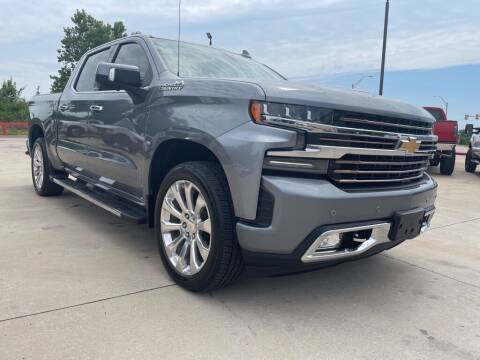 2020 Chevrolet Silverado 1500 for sale at Thornhill Motor Company in Lake Worth TX