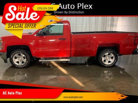 2014 Chevrolet Silverado 1500 for sale at AC Auto Plex in Ontario NY