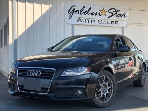 2012 Audi A4 for sale at Golden Star Auto Sales in Sacramento CA