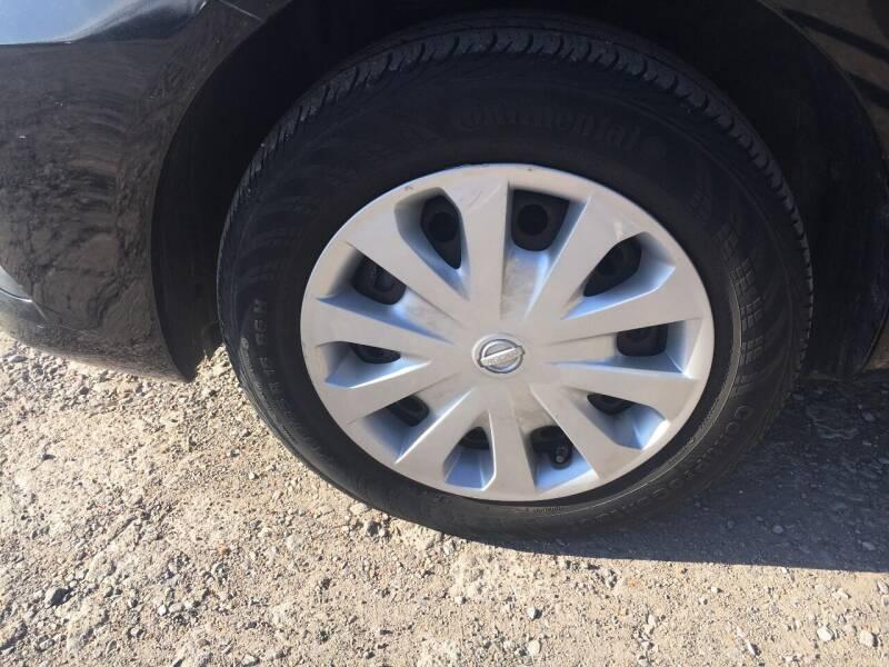 2015 Nissan Versa 1.6 S 4dr Sedan 5M - Murphysboro IL