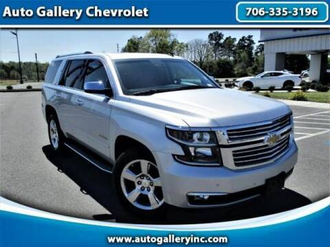 2015 Chevrolet Tahoe for sale at Auto Gallery Chevrolet in Commerce GA