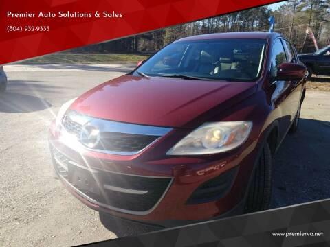 2010 Mazda CX-9 for sale at Premier Auto Solutions & Sales in Quinton VA