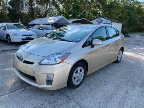 2011 Toyota Prius for sale at AUTO WOODLANDS in Magnolia TX