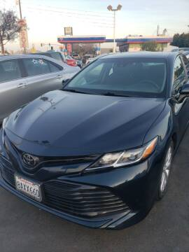 2018 Toyota Camry for sale at Thomas Auto Sales in Manteca CA