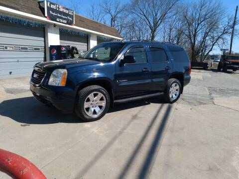 2007 GMC Yukon for sale at Rob's Tower Motors in Taneytown MD