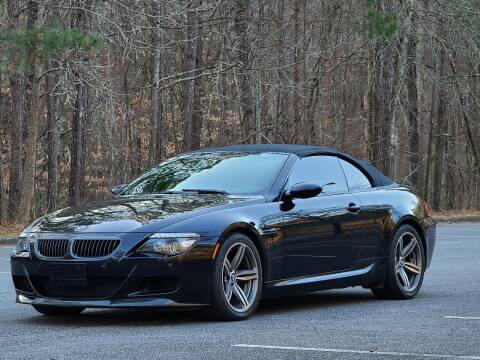 2008 BMW M6 for sale at United Auto Gallery in Suwanee GA