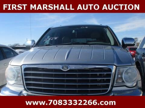 2008 Chrysler Aspen for sale at First Marshall Auto Auction in Harvey IL