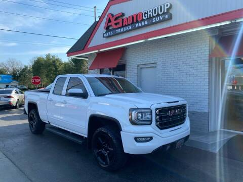 2016 GMC Sierra 1500 for sale at AG AUTOGROUP in Vineland NJ