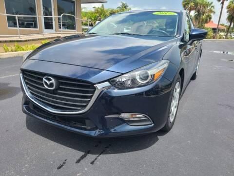 2017 Mazda MAZDA3 for sale at BC Motors of Stuart in West Palm Beach FL