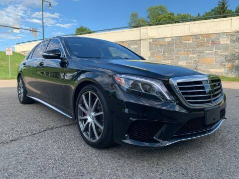 2017 Mercedes-Benz S-Class for sale at Auto Gallery LLC in Burlington WI