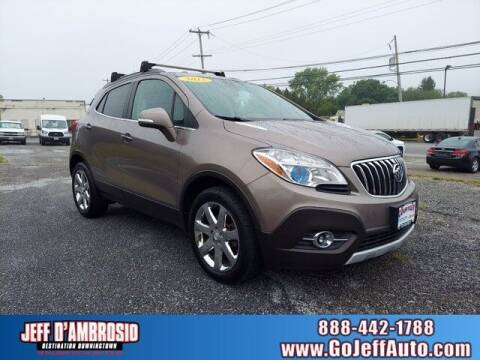 2015 Buick Encore for sale at Jeff D'Ambrosio Auto Group in Downingtown PA