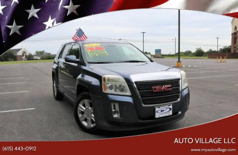 2013 GMC Terrain for sale at AUTO VILLAGE LLC in Lebanon TN