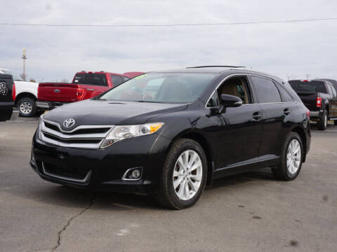 2015 Toyota Venza for sale at FOWLERVILLE FORD in Fowlerville MI