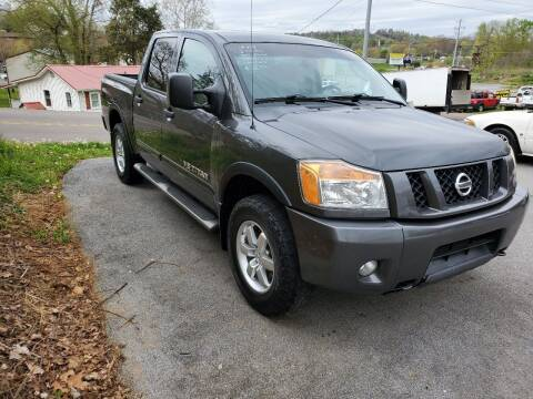 2009 Nissan Titan for sale at DISCOUNT AUTO SALES in Johnson City TN