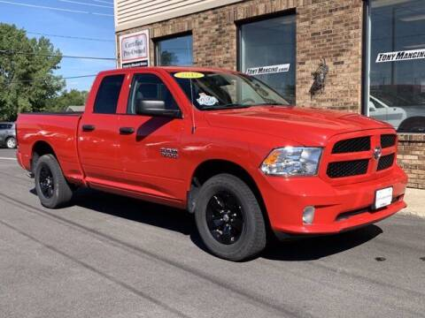 2017 RAM Ram Pickup 1500 for sale at The King of Credit in Clifton Park NY