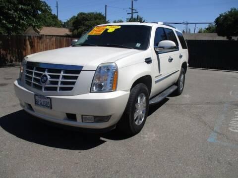 2007 Cadillac Escalade for sale at Grace Motors in Manteca CA
