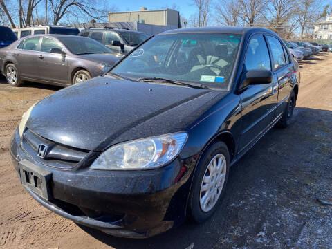 2005 Honda Civic for sale at MFT Auction in Lodi NJ