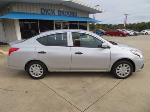 2019 Nissan Versa for sale at DICK BROOKS PRE-OWNED in Lyman SC