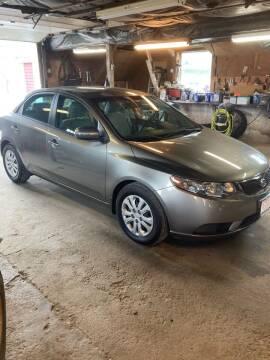 2012 Kia Forte for sale at Lavictoire Auto Sales in West Rutland VT