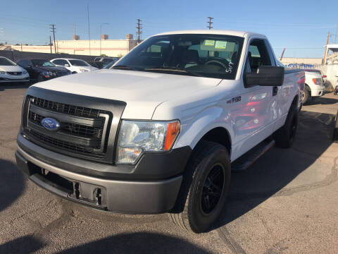 2013 Ford F-150 for sale at Town and Country Motors in Mesa AZ