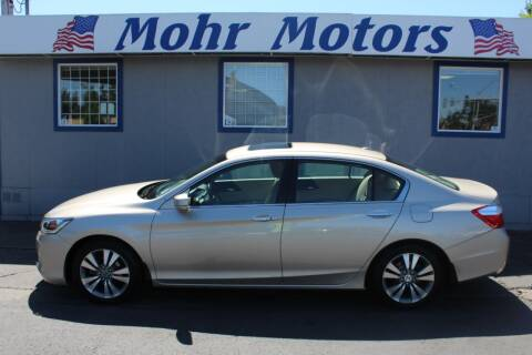 2013 Honda Accord for sale at Mohr Motors in Salem OR