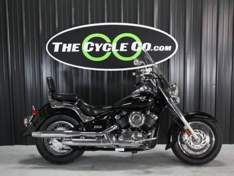 2005 Yamaha V-STAR 650CLASSIC for sale at THE CYCLE CO in Columbus OH