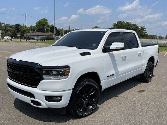 2020 RAM Ram Pickup 1500 for sale at Star Auto Group in Melvindale MI