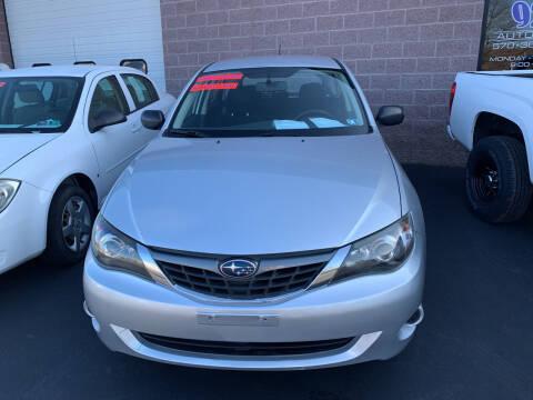 2008 Subaru Impreza for sale at 924 Auto Corp in Sheppton PA