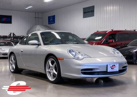 2003 Porsche 911 for sale at Cantech Automotive in North Syracuse NY