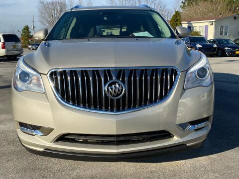 2014 Buick Enclave for sale at East Carolina Auto Exchange in Greenville NC