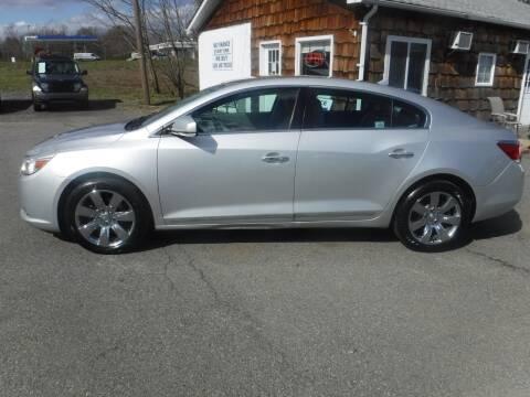 2011 Buick LaCrosse for sale at Trade Zone Auto Sales in Hampton NJ